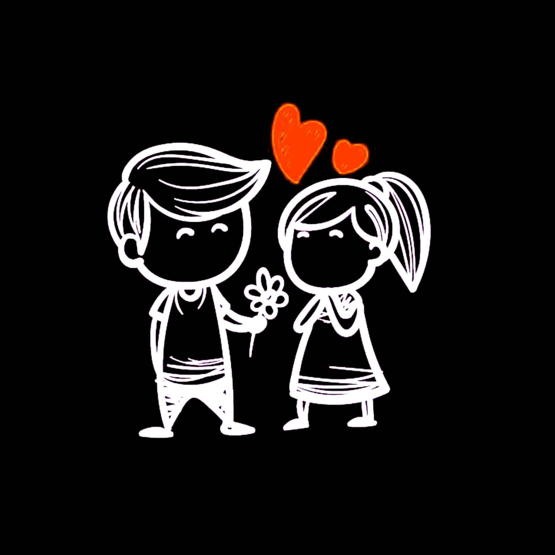 cute lover 4k Whatsapp dp hd