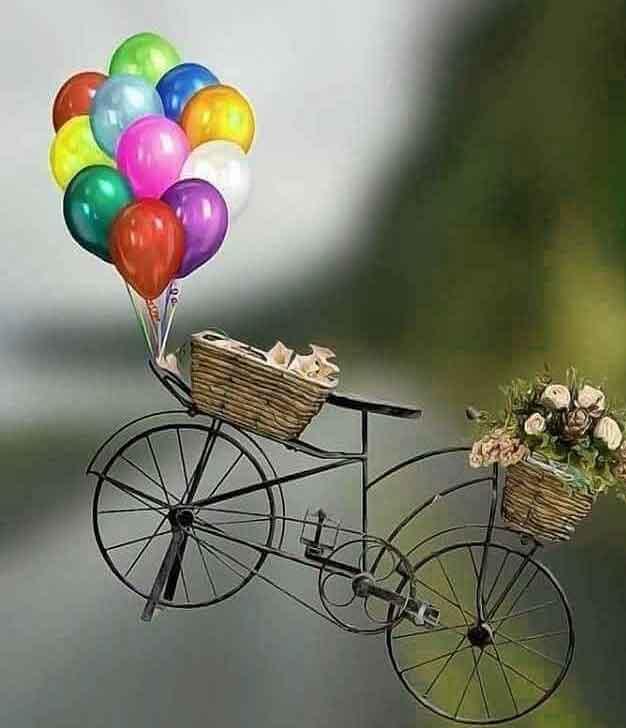 nice balloon Whatsapp dp images hd
