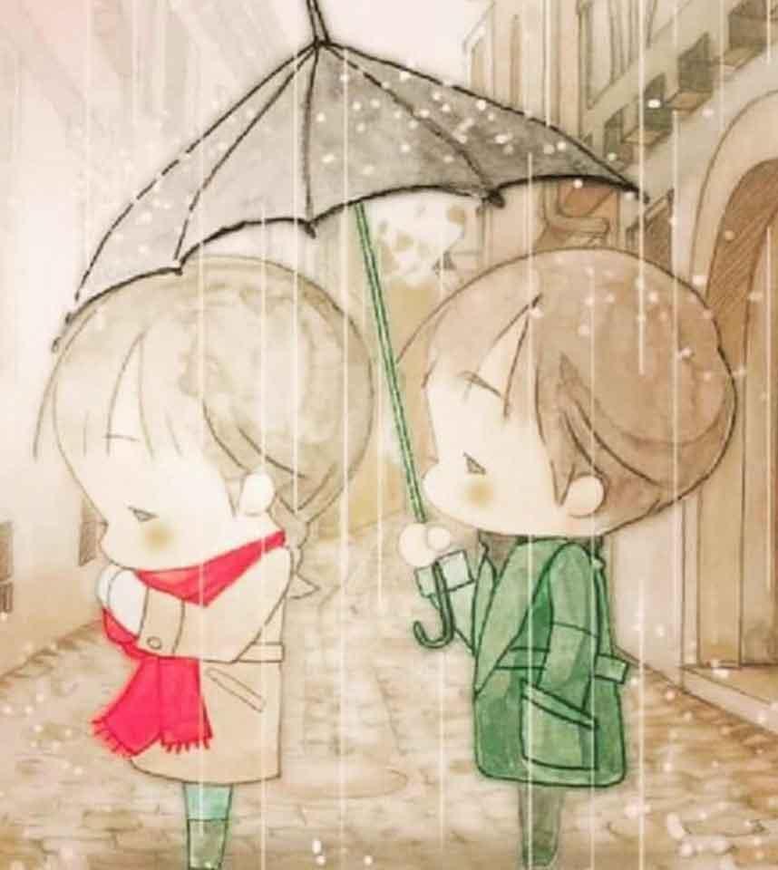 rain Whatsapp dp images hd