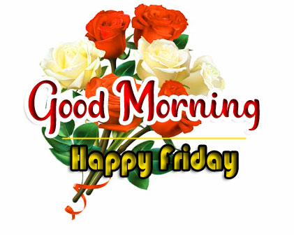 Free HD friday Good morning Wishes Images