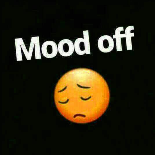 Free Mood Off Whatsapp DP Wallpaper