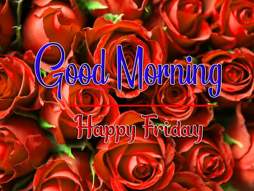 Free friday Good morning Wallpaper Download