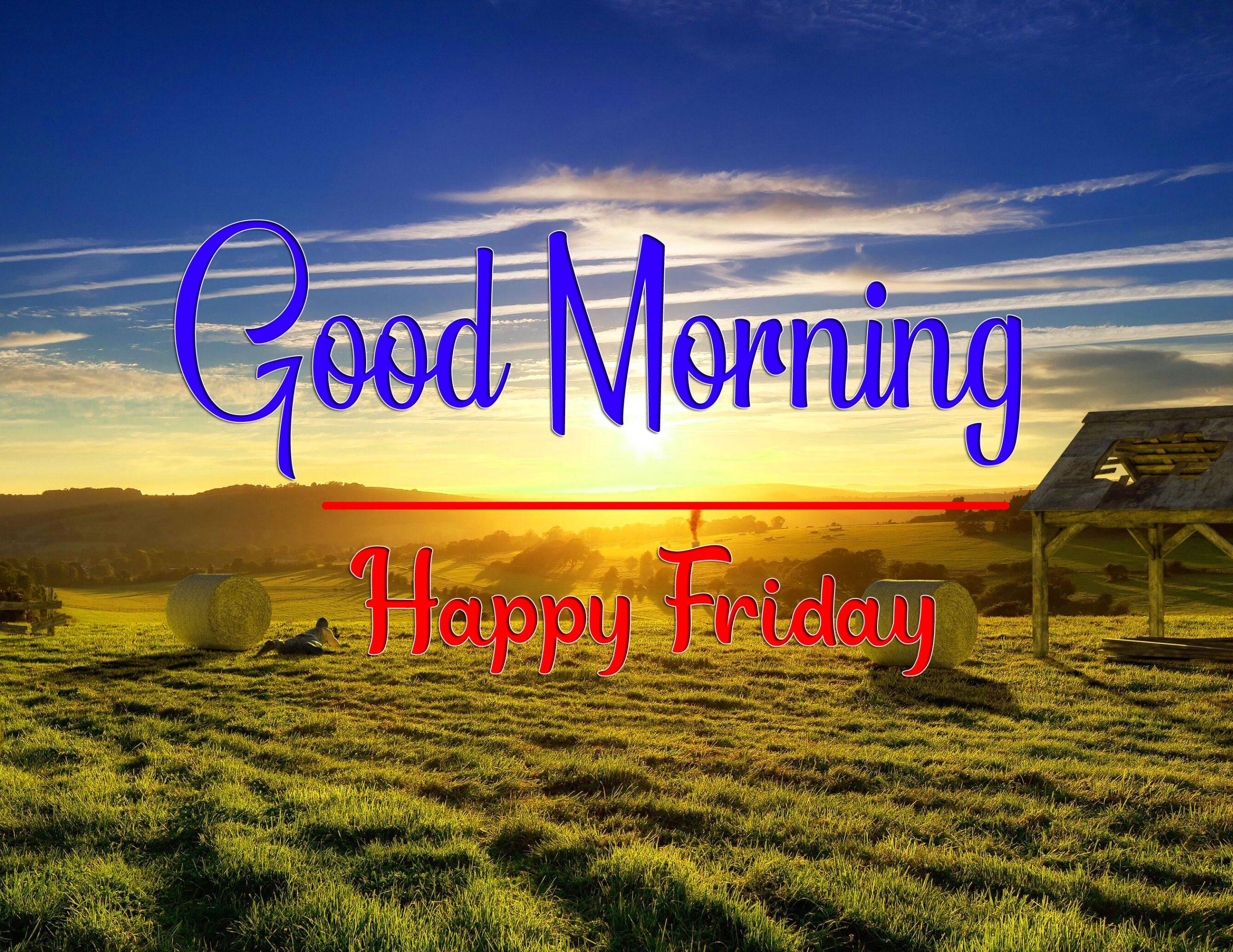 Free friday Good morning Wallpaper HD