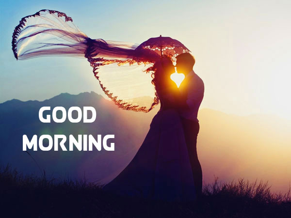 Latest HD Romantic Good Morning Images New