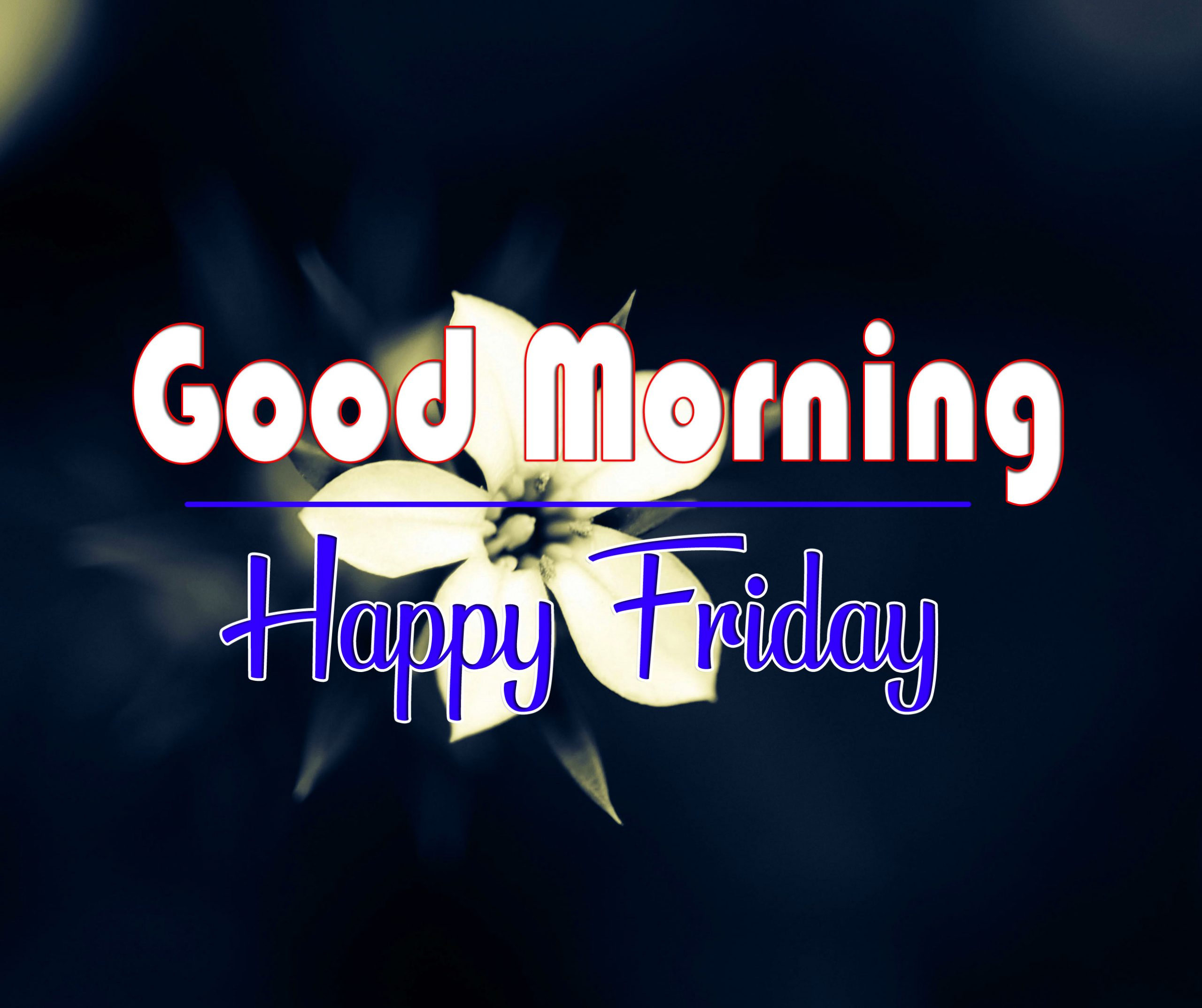 Latest HD friday Good morning Wishes Images