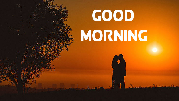 Romantic Good Morning Wallpaper HD Download