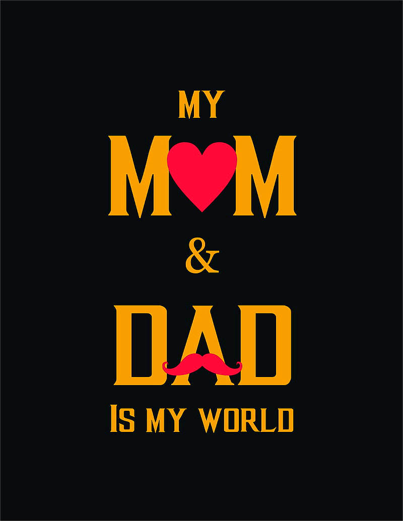 Top Quality Mom Dad Whatsapp DP Images