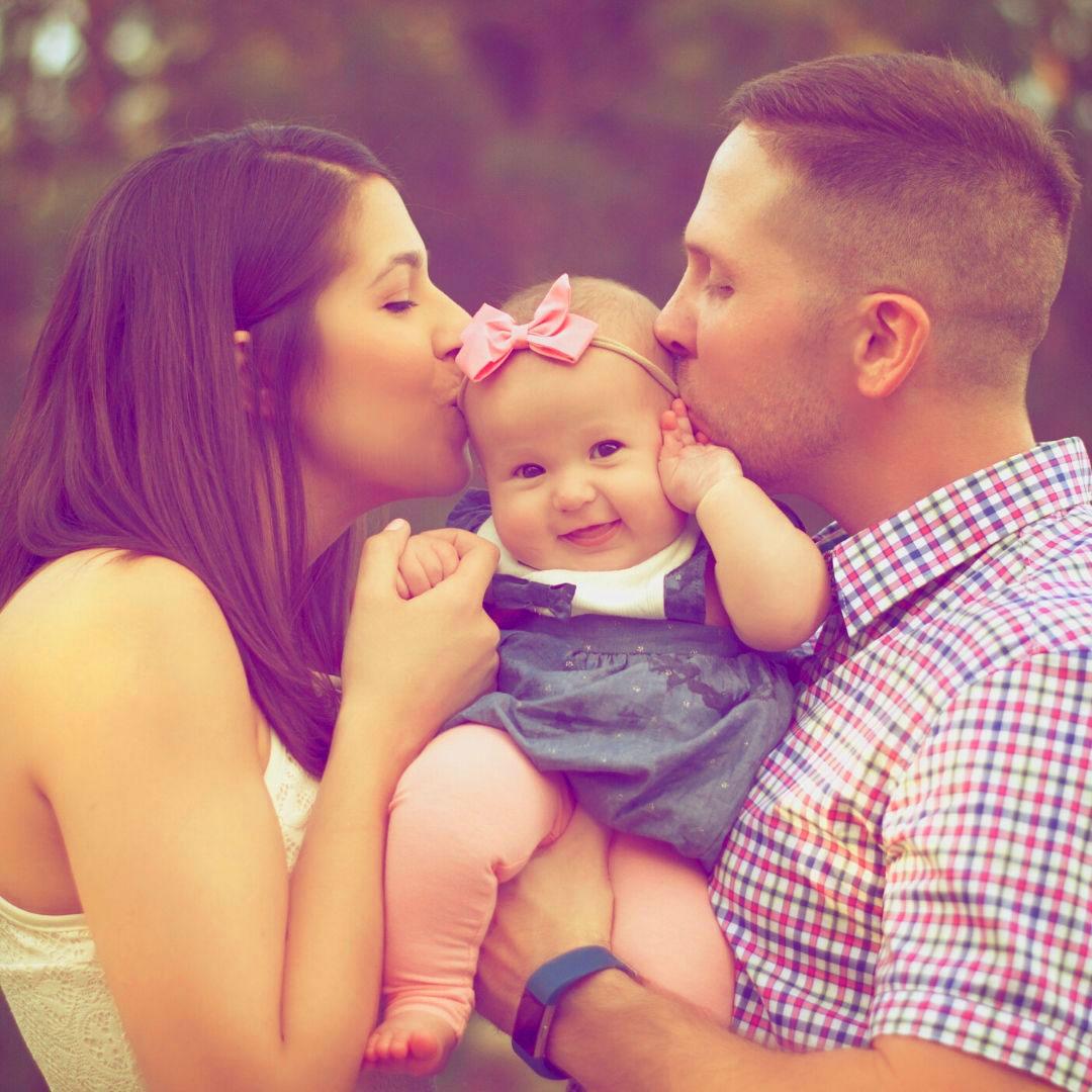 cute Maa Papa Dp Images photo