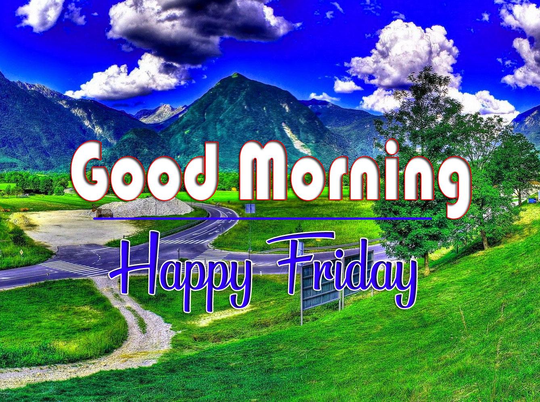 friday Good morning Wallpaper HD