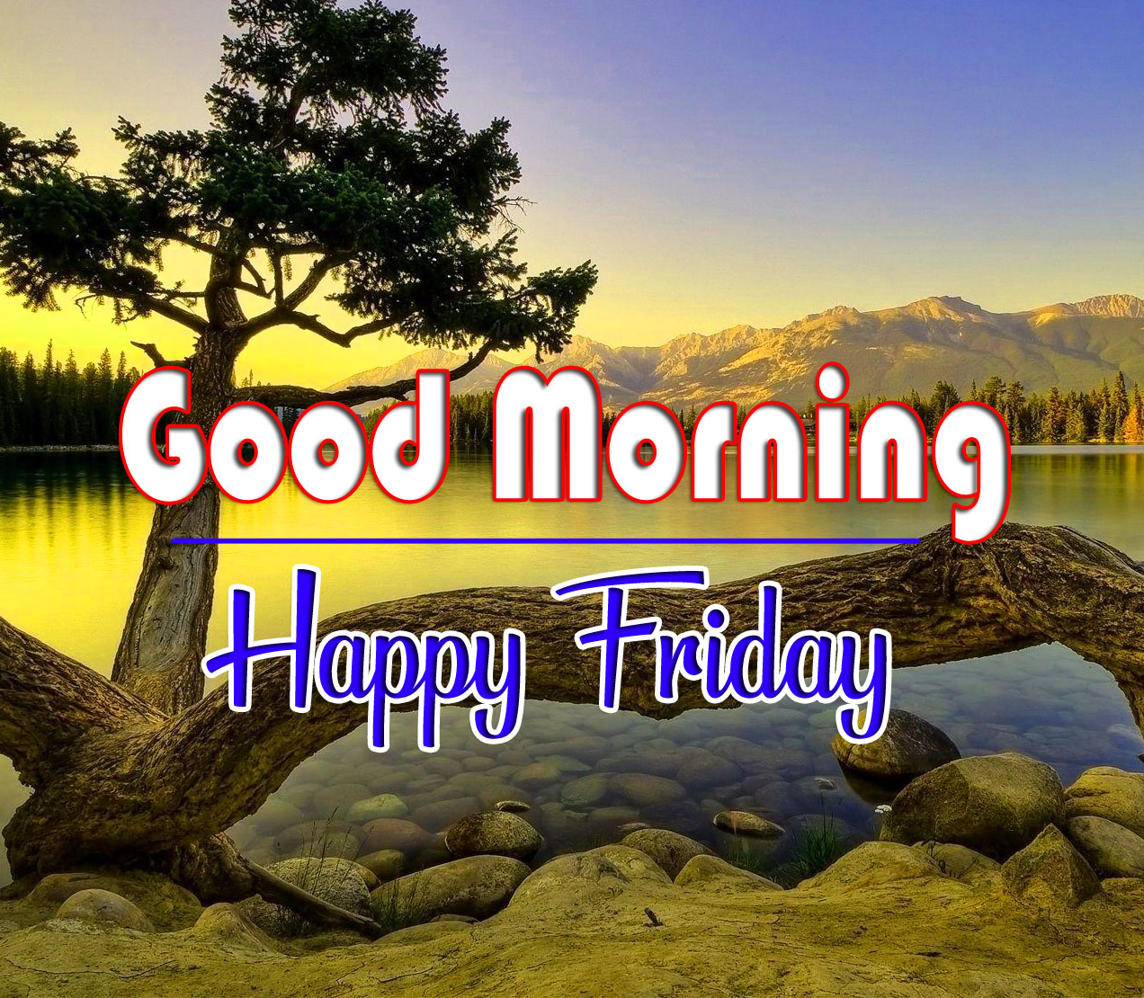 friday Good morning Wishes Wallpaper Free HD