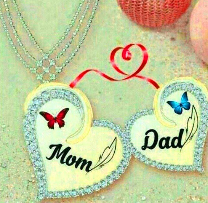 love Maa Papa Dp Images