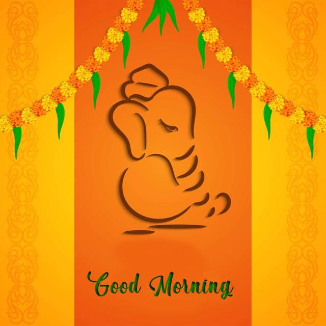 1080p New ganesha good morning images hd
