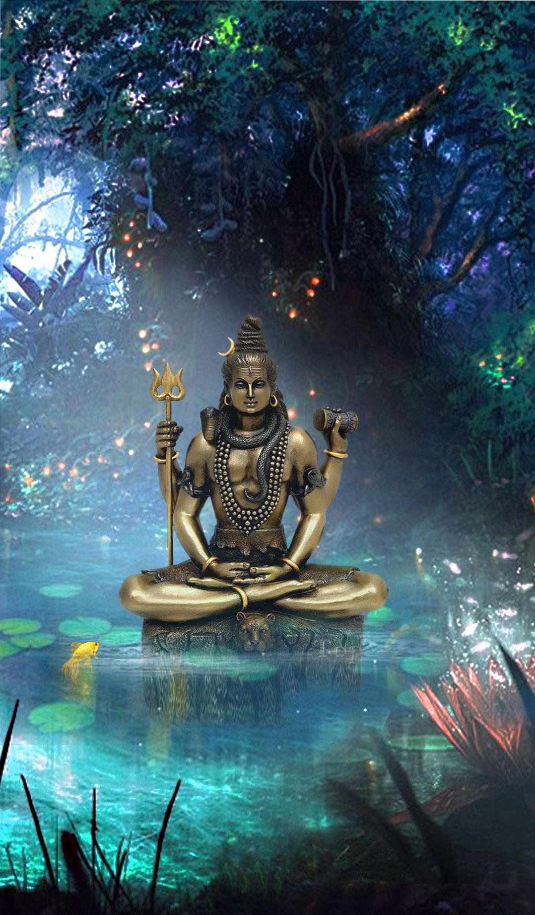 2021 Beautiful Shiva Images pics for fb