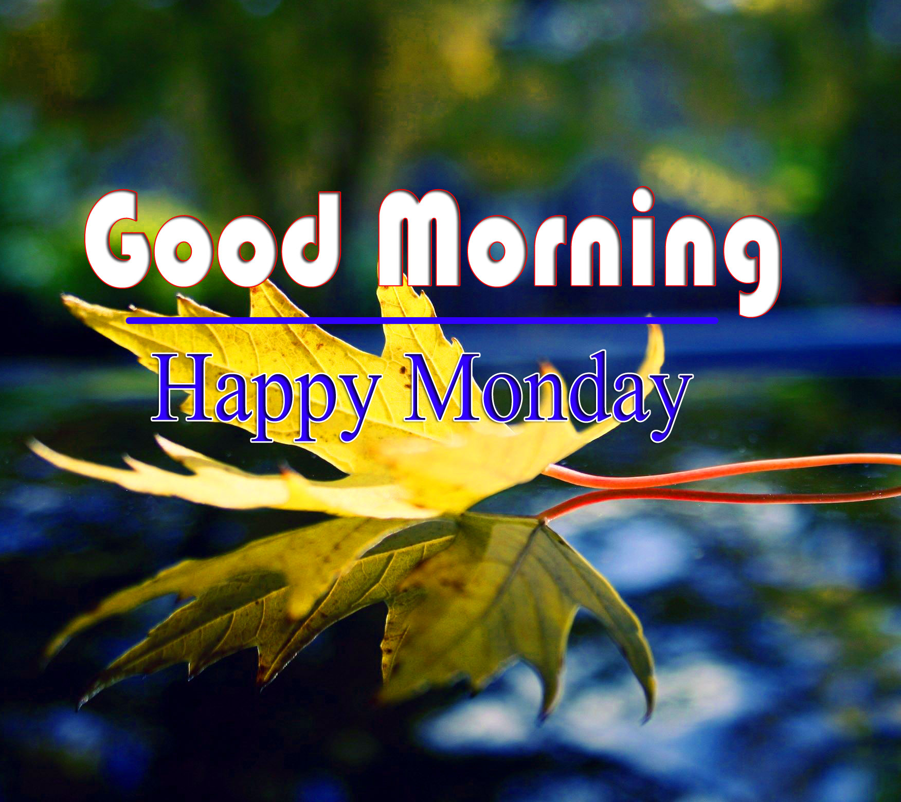 2021 HD Monday Good Morning Images