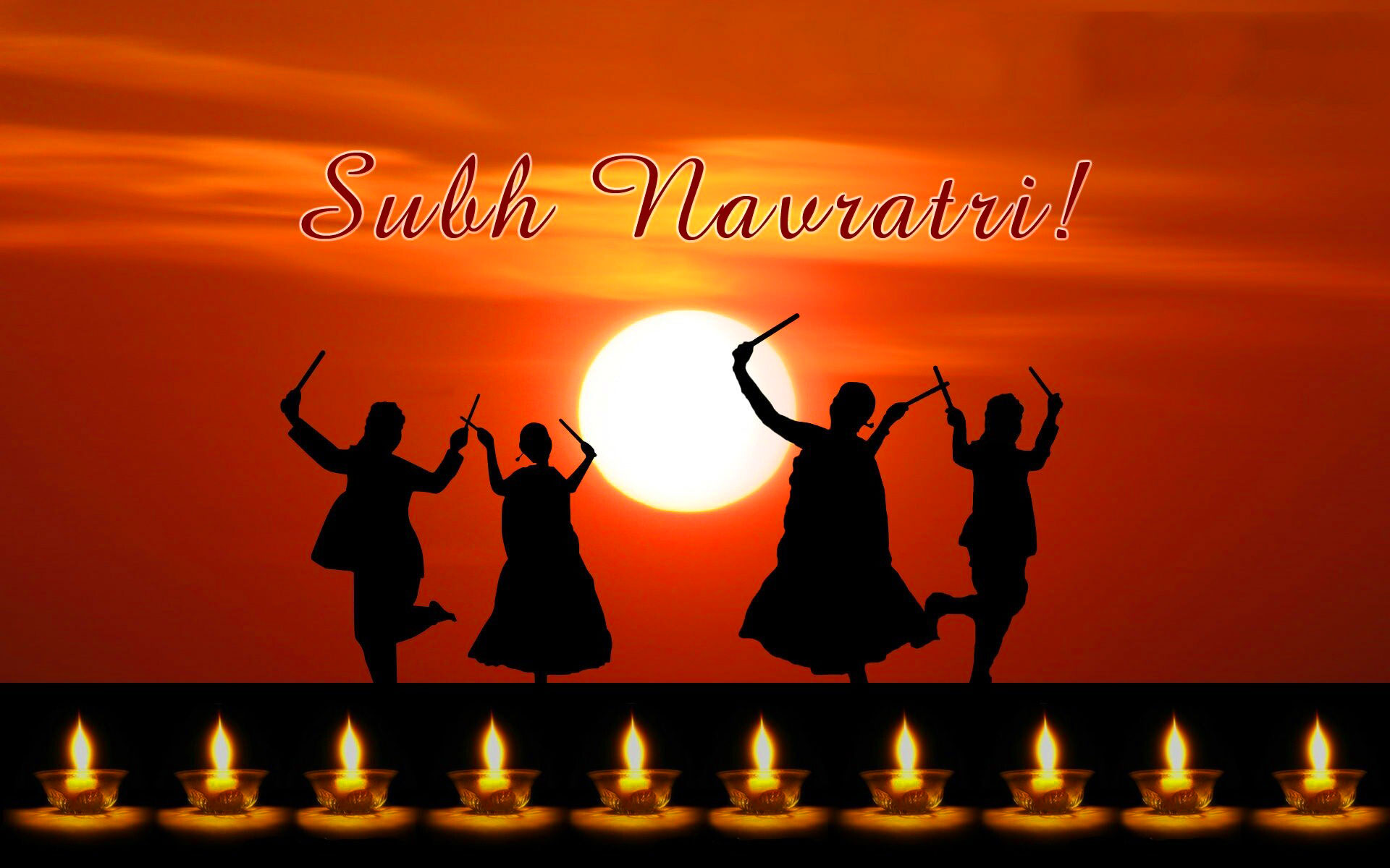 2021 Latest Happy Navratri Images