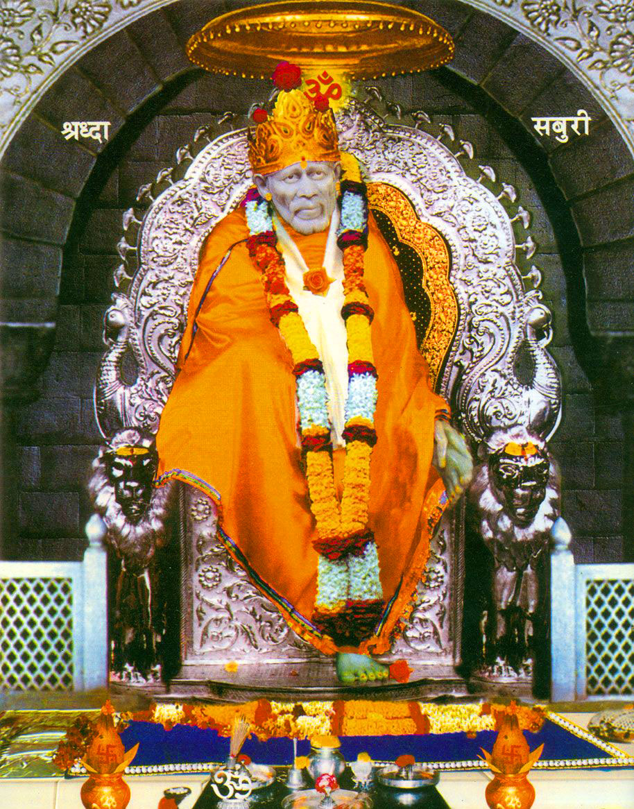 2021 Latest Sai Baba Blessing Images