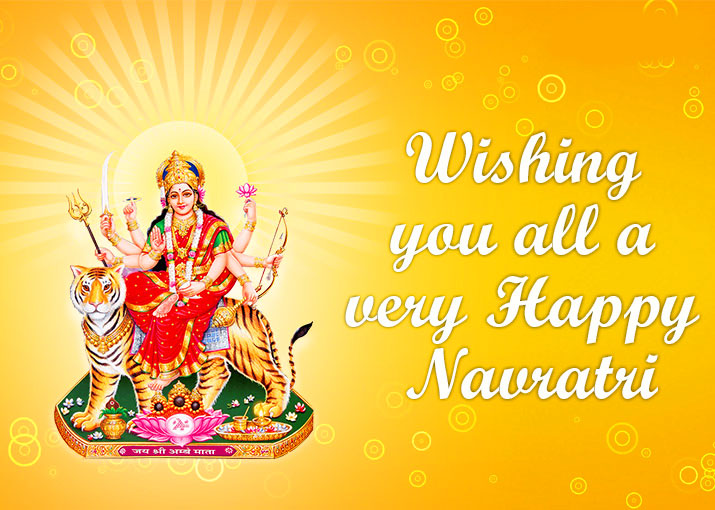 2021 New Happy Navratri Images