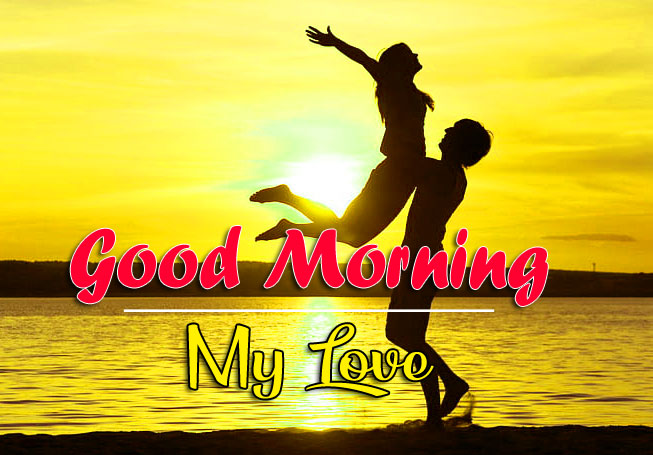 2021 Romantic Good Morning Wishes Images