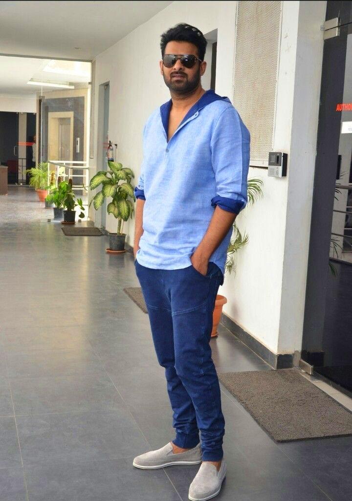 2021 Stylish Superstar Prabhas Images