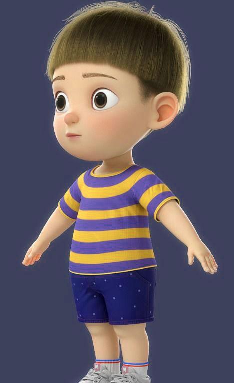 2021 boy Sad Cartoon Dp Images
