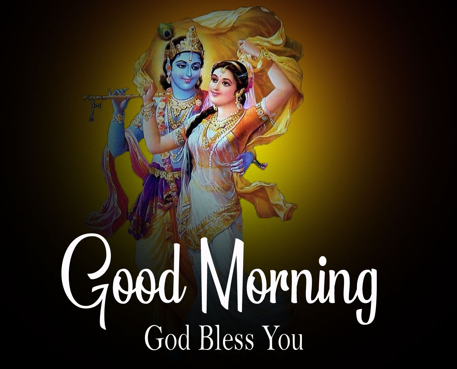2021 download Radha Krishna Good Morning Images photo