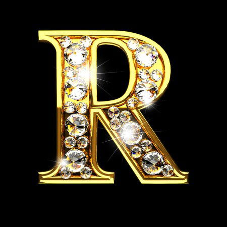 2021 download Stylish R Name Dp Images 1