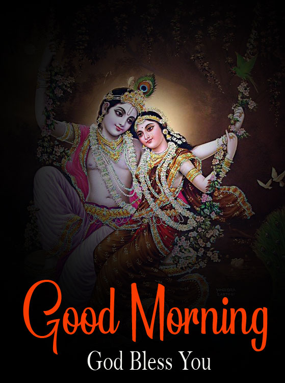 2021 download free Radha Krishna Good Morning Images