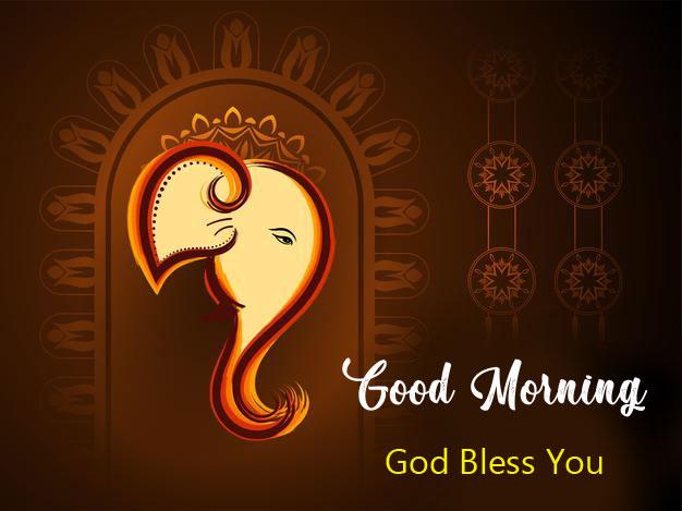 2021 download ganesha good morning images