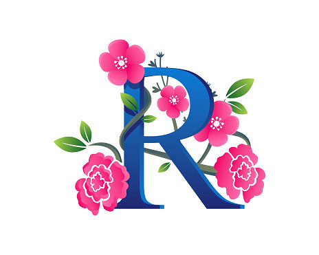 2021 free hd Lovely Stylish R Name Dp Images 1