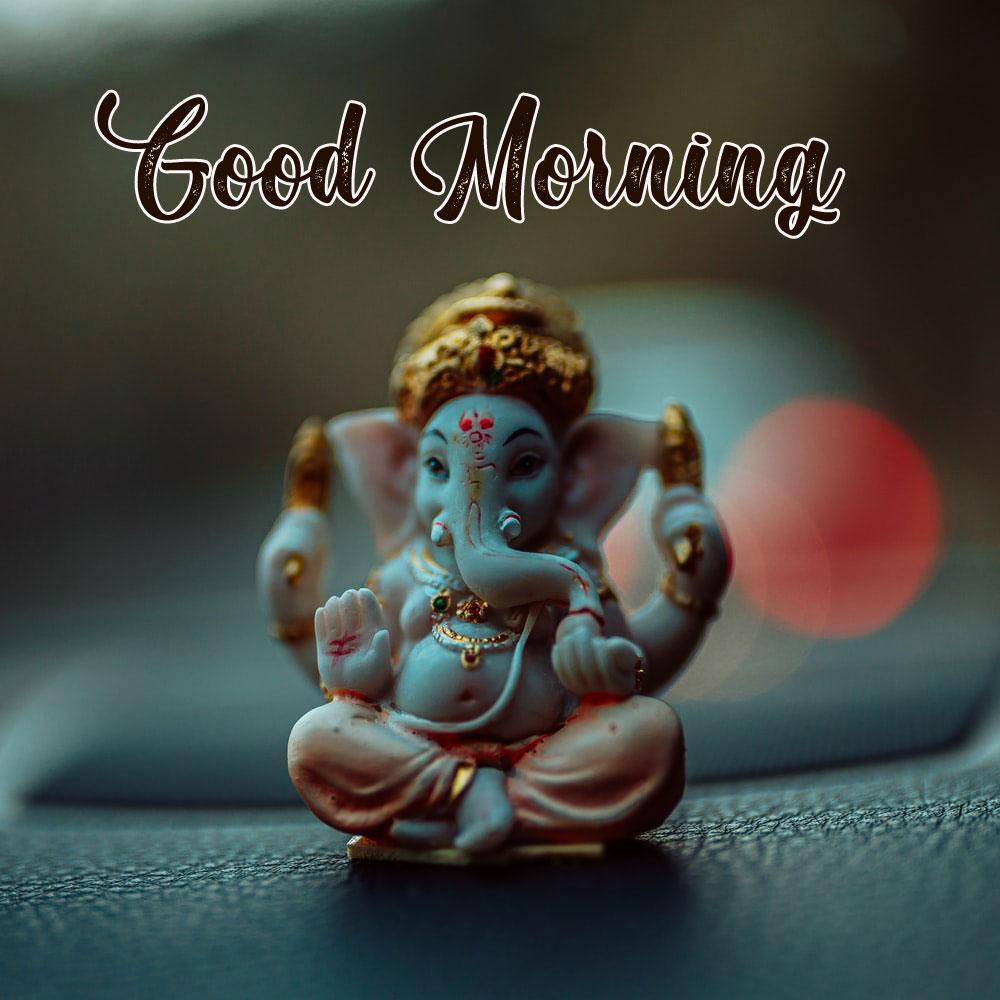 2021 free hd New ganesha good morning images pics