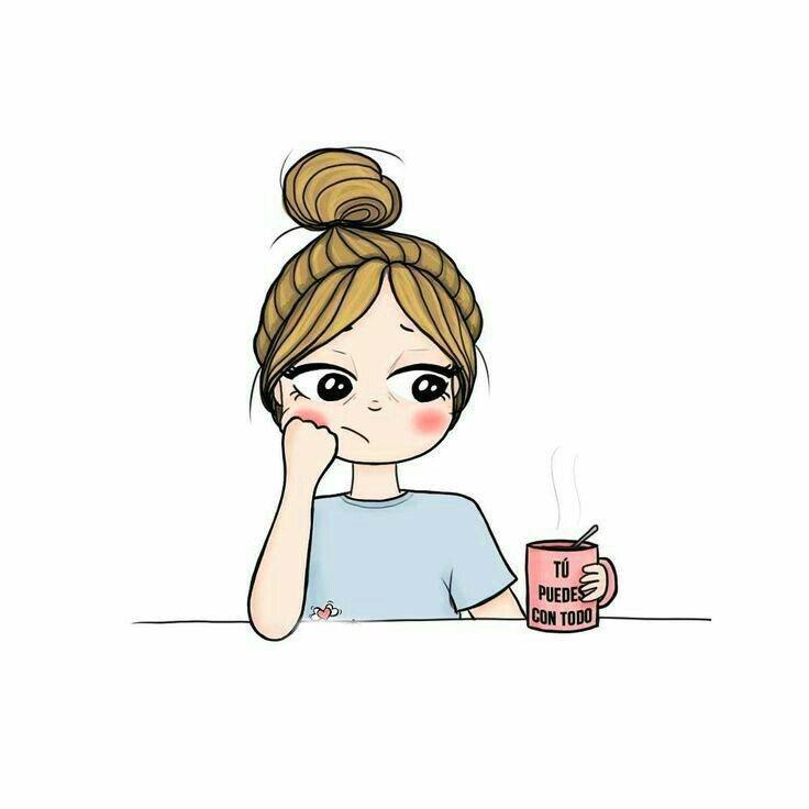 2021 girl 1080p Sad Cartoon Dp Images hd