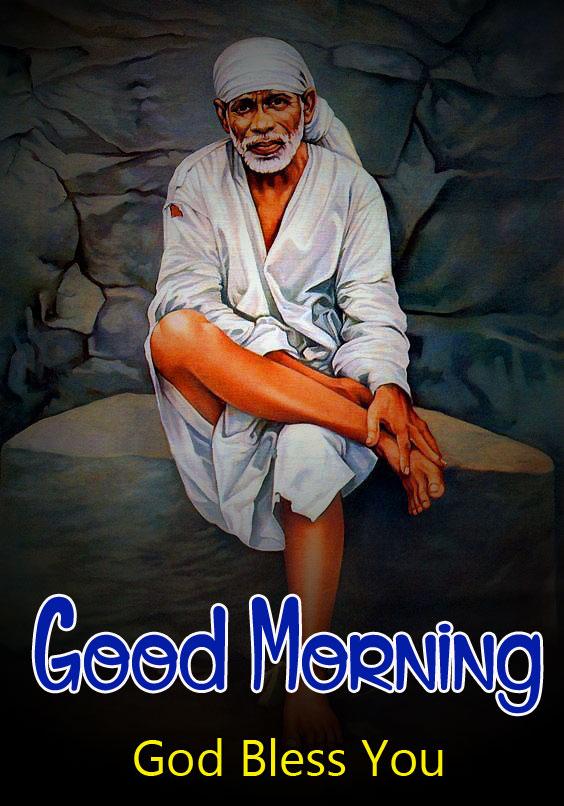 2021 photo Sai Baba Good Morning Images download