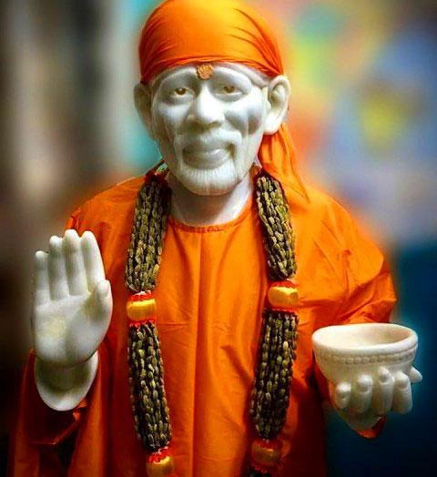 2021 shirdi Beautiful Sai Baba Blessing Images 1080p