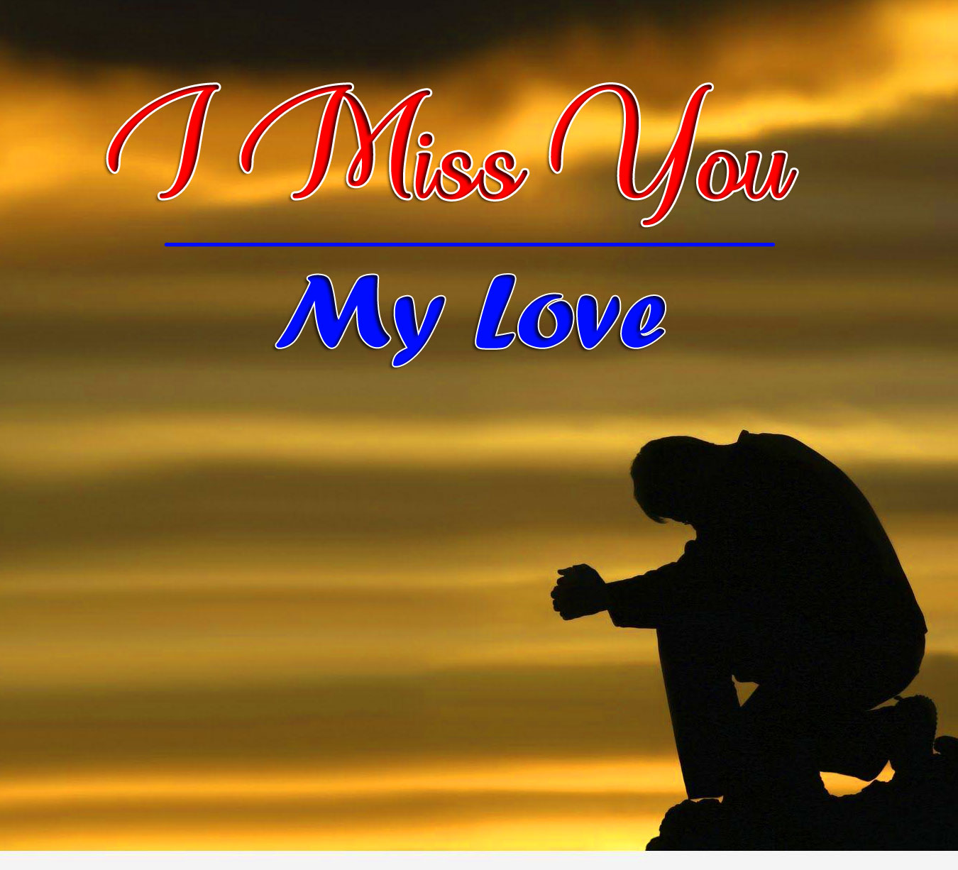 Alone Boy I Miss You Pictures