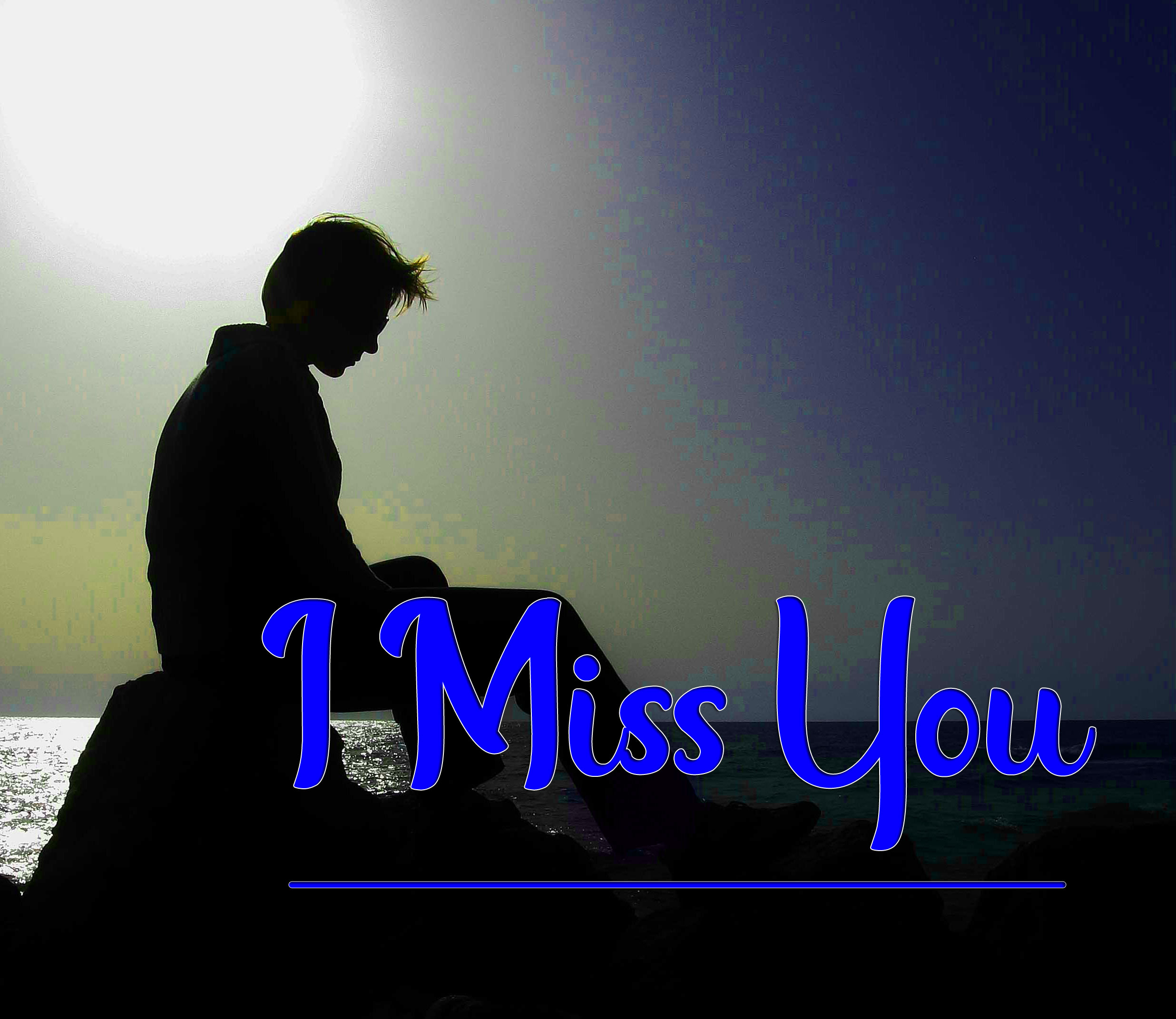 Alone Girls HD I miss you Images
