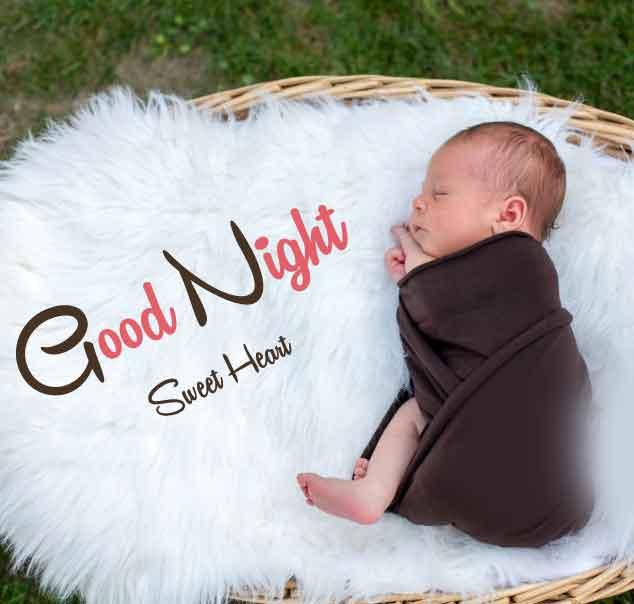 Beautiful Cute Good Night Pics Free