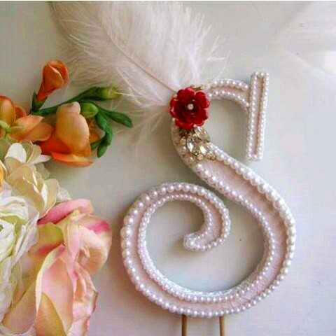 Beautiful Cute S Latter Dp Images pics photo download