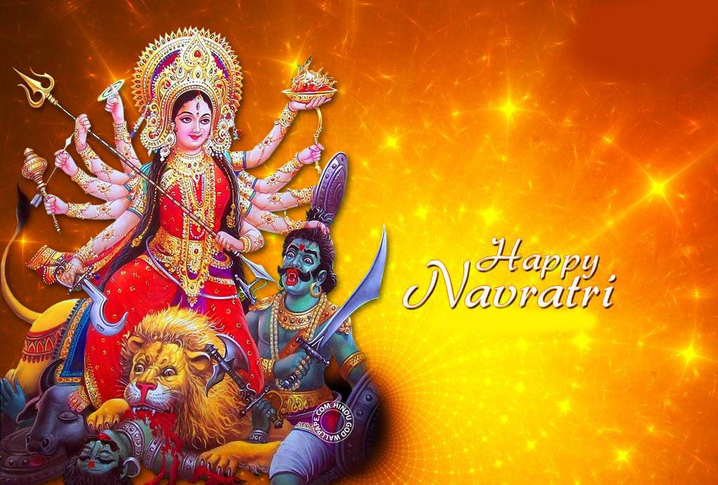 Beautiful Happy Navratri Images pics download
