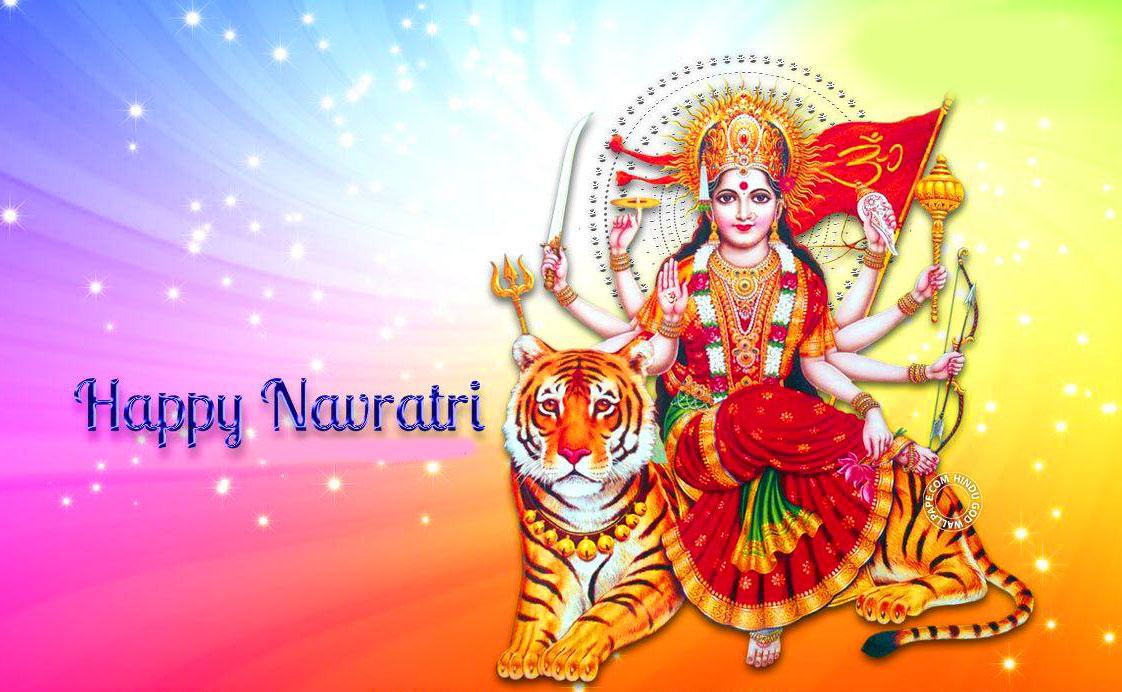 Beautiful Happy Navratri Images wallpaper for fb
