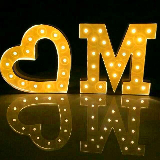 Beautiful M Name Dp Images wallpaper free hd 1
