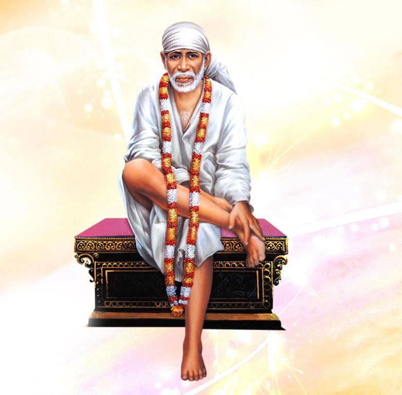 Beautiful Sai Baba Blessing Images photo pics download