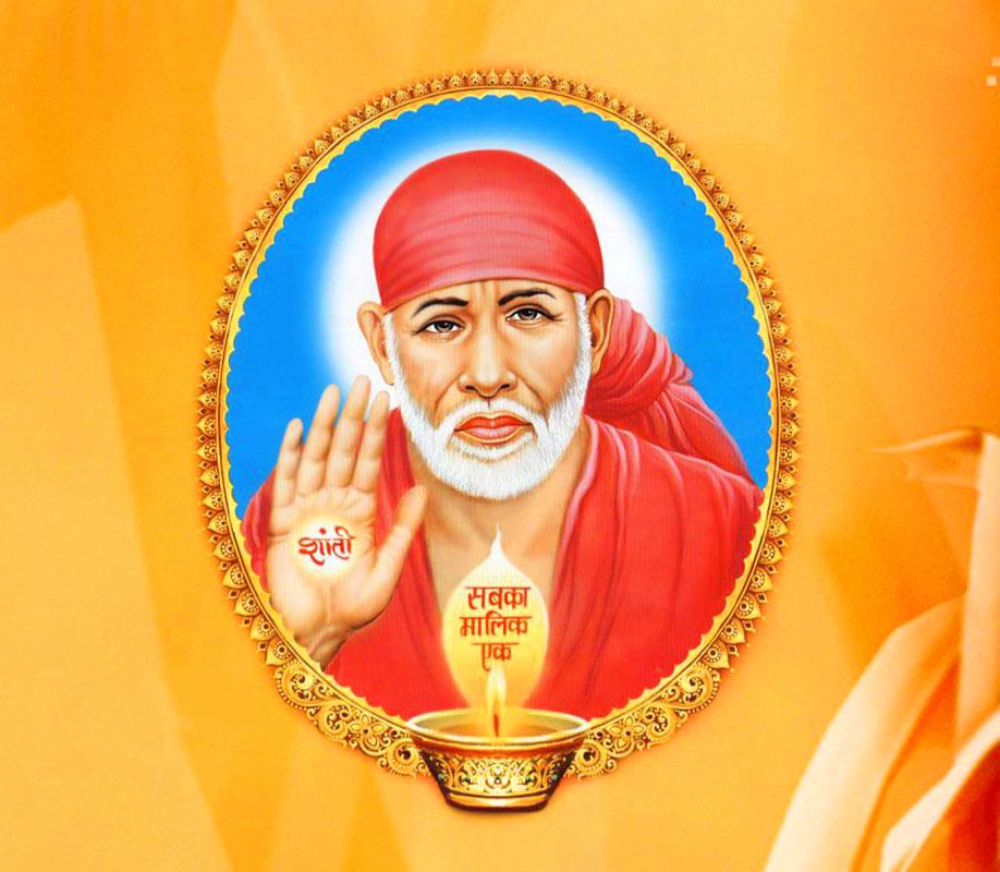 Beautiful Sai Baba Blessing Images photo