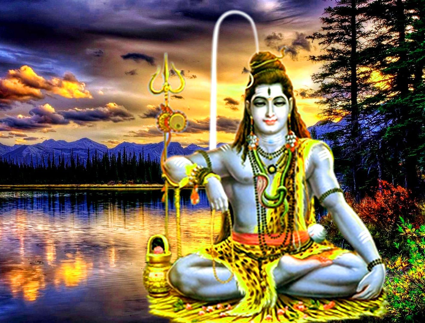 Beautiful Shiva Images photo download