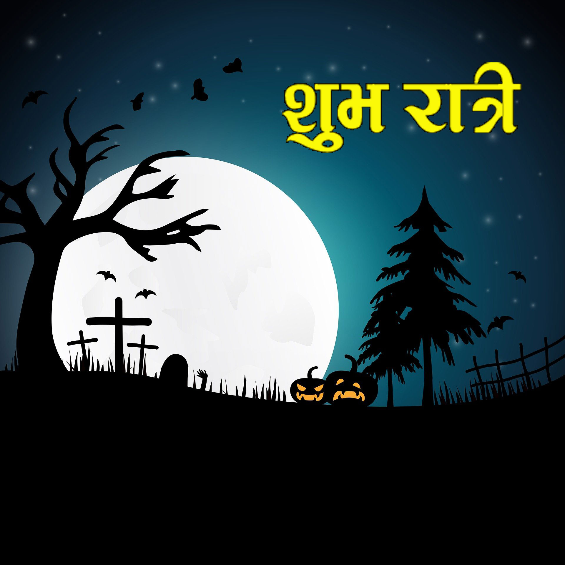 Beautiful Subh Ratri Images photo pics hd