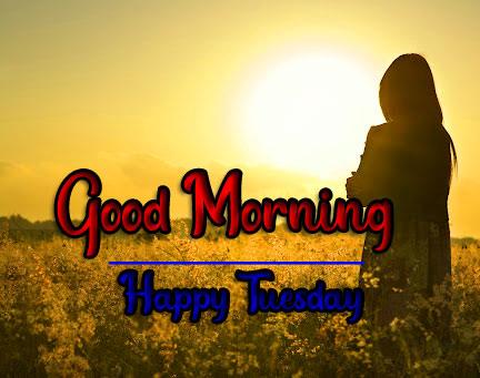 Beautiful Tuesday Good morning Wallpaper free 1