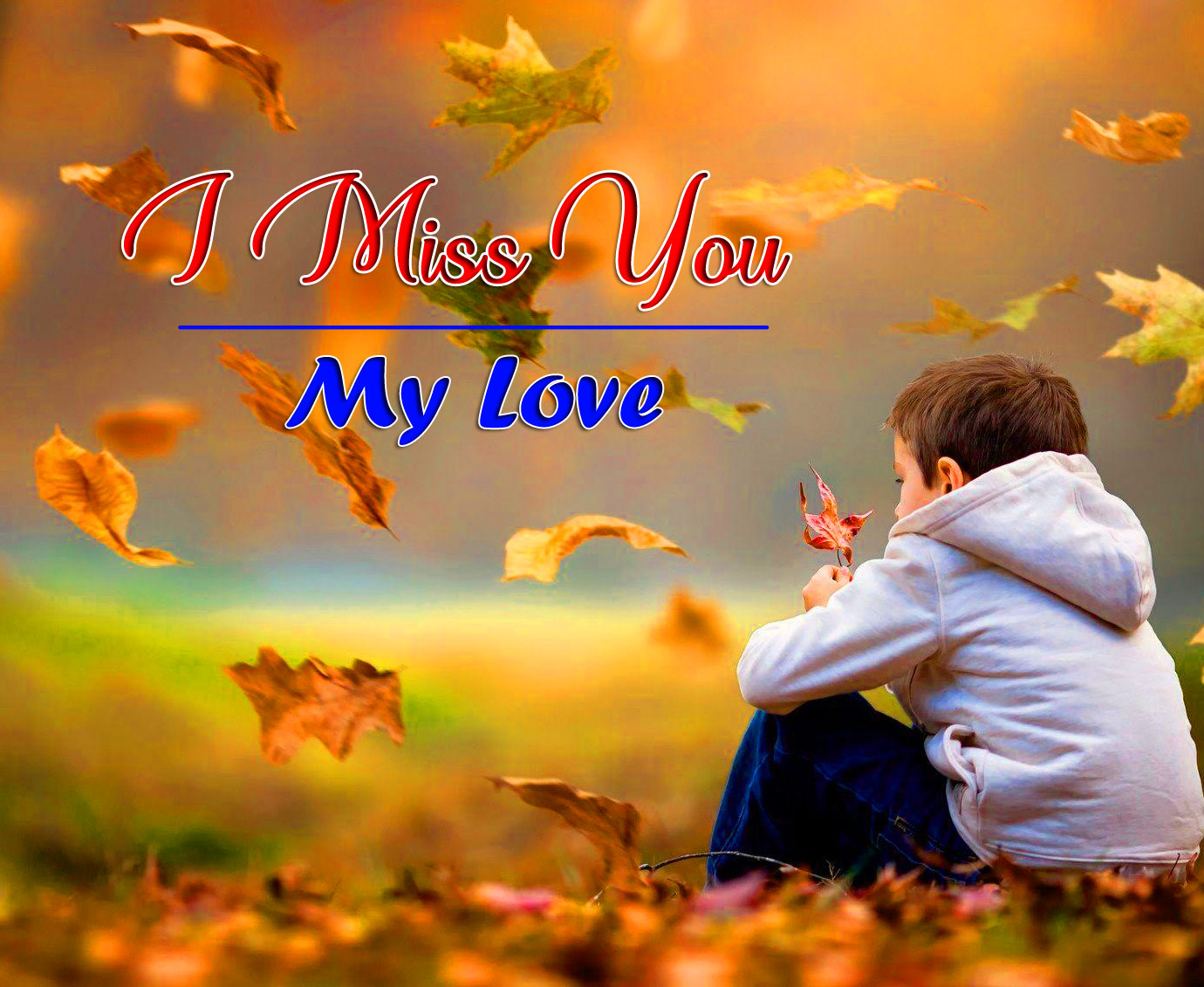Best New HD I Miss You Images