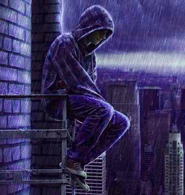 Best Quality Sad Alone boy whatsapp dp Images