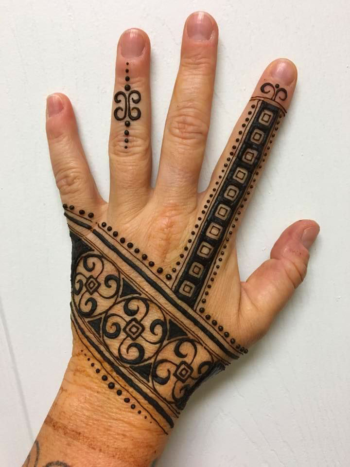 Boys Mehndi Images pictures