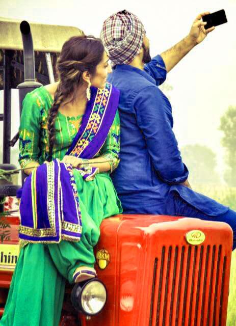 Couple punjabi dp Whatsapp Images