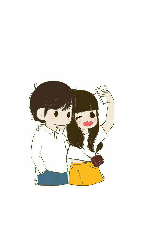 Cute Couple Images wallpaper for download